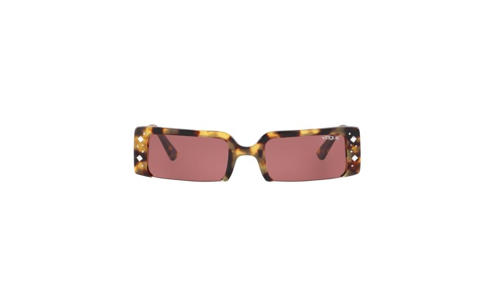sunglasses Vogue VO5280SB havana yellow dark purple 260569