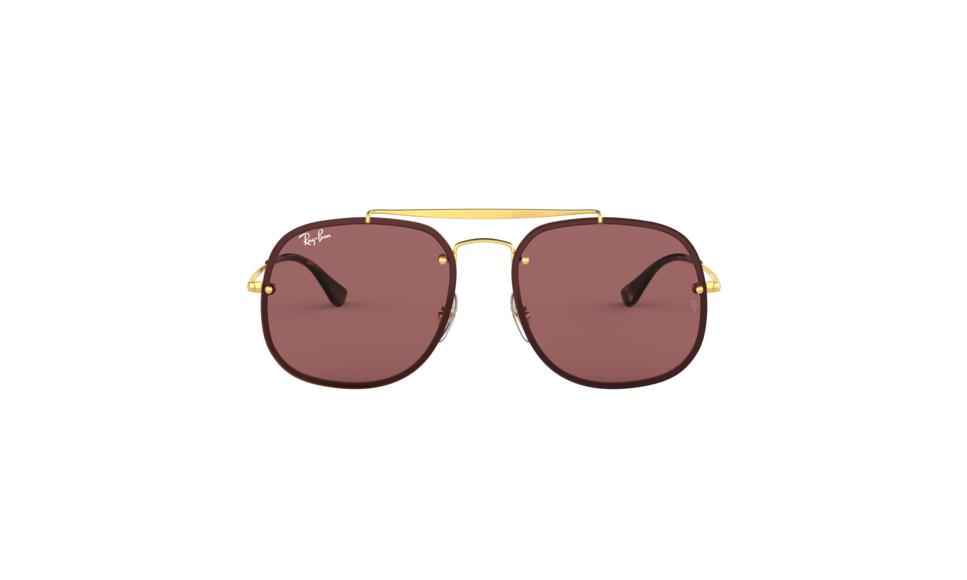 1b51fb0f1 ... Ray-Ban Blaze The General RB3583N 001/75 | Ohgafas.com ...