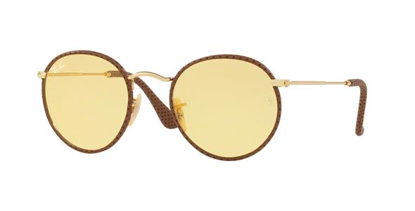 Ray ban round craft rb3475q 90424a for Ray ban craft round