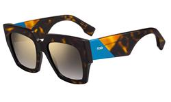 Fendi Facets FF 0263/S 086 (FQ)