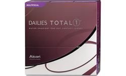 Dailies Total1 Multifocal 90 pack | Ohgafas.com