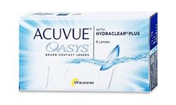 Acuvue Oasys With Hydraclear Plus 6 pack | Ohgafas.com
