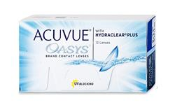 Acuvue Oasys With Hydraclear Plus 12 pack | Ohgafas.com