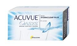 Acuvue Oasys With Hydraclear Plus 24 pack | Ohgafas.com