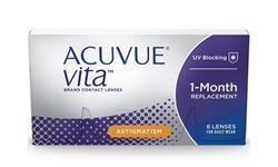 Acuvue Vita For Astigmatism 6 pack | Ohgafas.com