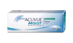 One Day Acuvue Moist Multifocal 30 pack | Ohgafas.com
