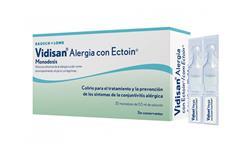 Vidisan Alergia con Ectoin 20 x 0,5ml | Ohgafas.com