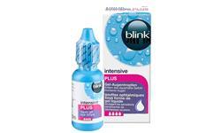 Blink Intensive Tears Plus 10ml | Ohgafas.com