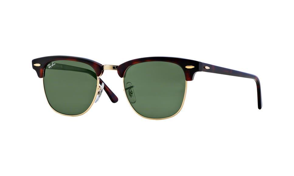 gafas de sol ray ban rb3016 w0366 51 clubmaster