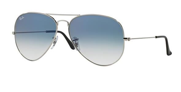 Ray-Ban Aviator Large Metal RB3025 003/3F | Ohgafas.com
