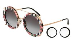 Dolce & Gabbana DG2198 12988G | Ohgafas.com
